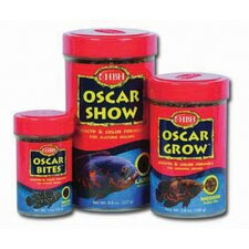 Oscar Show Fish Food (8 oz.)