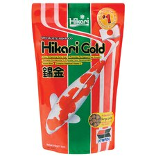 17.6 Oz. Hikari Gold Pellets Pond Food