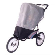 Dreamer Design Single Joggers Sun, Wind and Insect Stroller Cover