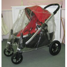 Baby Jogger City Select Single Rain and Wind Cover