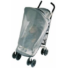 <strong>Sasha's Kiddie Products</strong> Peg Pergo SI, Pliko Mini Single Stroller Sun, Wind and Insect Cover