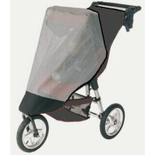 Baby Jogger Summit Single Stroller Sun Wind and Insect Cover