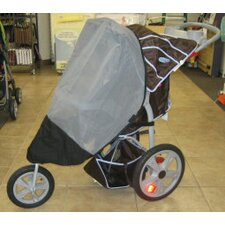 InStep Grand Safari 2011 Single Stroller Sun, Wind and Insect Cover