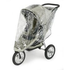 <strong>Sasha's Kiddie Products</strong> Baby Jogger City Elite Single Stroller Rain and Wind Cover