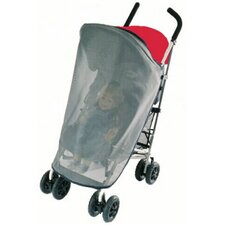 Britax B- Nimble Single Stroller Sun, Wind and Insect Cover
