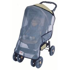 Chicco Full Size Single Stroller Sun, Wind and Insect Cover