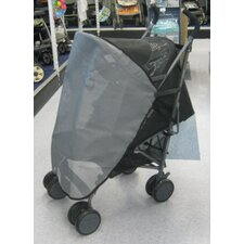 Mamas and Papas Voyage and Cruise Single Stroller Sun, Wind and Insect Cover