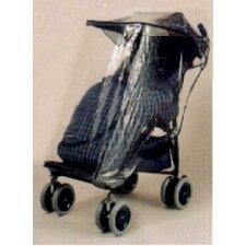 MiaModa Facile, Sportivo, Veloce and Libero Single Stroller Rain and Wind