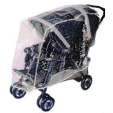 <strong>Sasha's Kiddie Products</strong> Peg Perego Tender and Duette SW Twin Tandem Stroller Rain and Wind