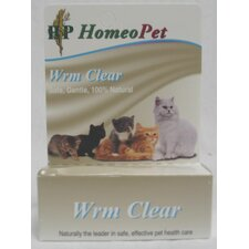 Worm Clear Parasite Relief for Cats