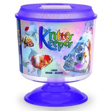 Kritter Keeper Round Fish Home