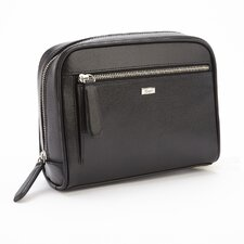 Saffiano Toiletry Kit