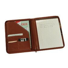 Zip Around Writing Padfolio