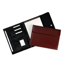 <strong>Royce Leather</strong> Bonded Leather Padholder/Organizer