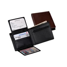 <strong>Royce Leather</strong> Commuter Wallet