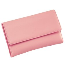 <strong>Royce Leather</strong> Art Women's Checkbook Clutch