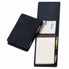 <strong>Royce Leather</strong> Art Flip Style Note Jotter