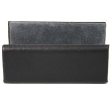 Genuine Leather Executive Business Card Holder