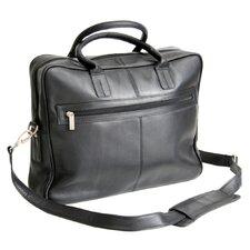 Vaquetta Nappa Leather Laptop Briefcase