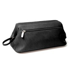Genuine Colombian Leather Toiletry Travel Wash Bag