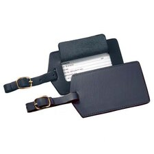 Popular Leather Luggage Tag
