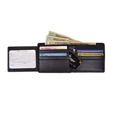 Freedom Men's Wallet with Bluetooth Tracker