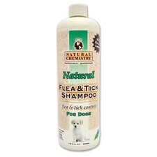16oz. Natural Flea and Tick Shampoo