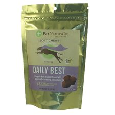 Daily Best Soft Chew Supplement for Dogs