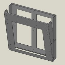 Tilt Wall Mount for LCD