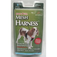 Mesh Anti Pull Harness