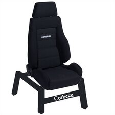 <strong>Corbeau</strong> GTS II Cloth Gaming Chair Seat