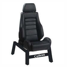 GTS II Leather Gaming Chair Seat