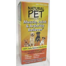 Joint, Muscle, and Arthritis Relief for Dogs