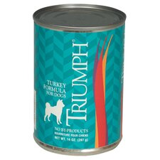 Canned Turkey Wet Dog Food