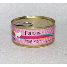 Canned Turkey Kitten Food (24 Cans)