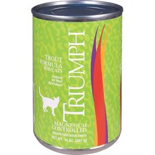 Canned Trout Cat Food (13-oz, case of 12)