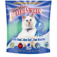 Crystal Clear Litter Pearls (7 lbs)