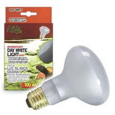 Spot Day White Incandescent Bulb for Reptiles