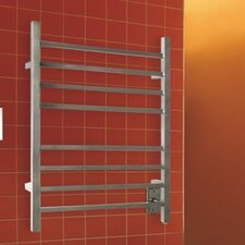 <strong>WarmlyYours</strong> Sierra Section Square Towel Warmer