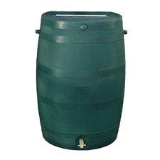 Flatback 50 Gallon Rain Barrel