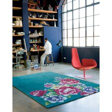 Formosa Blue Area Rug