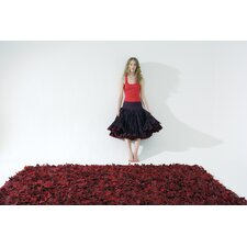 <strong>Nanimarquina</strong> Little Field Of Flowers Reds Rug