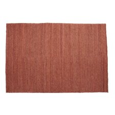 Earth Red Area Rug