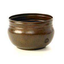 Steel Rustic Hose Pot
