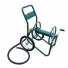 Industrial 2 Wheel Hose Reel Cart