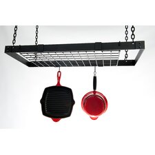 Expandable Rectangle Pot Rack