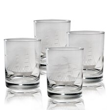 DOR 14 oz. Glass (Set of 4)