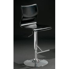 Sun 54.05 cm Adjustable Bar Stool with Gas Lift