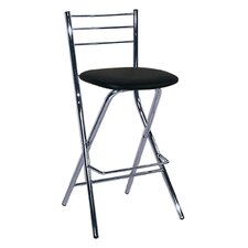 Falco 65 cm Folding Bar Stool