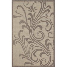 Bahamas Light Brown Outdoor Rug